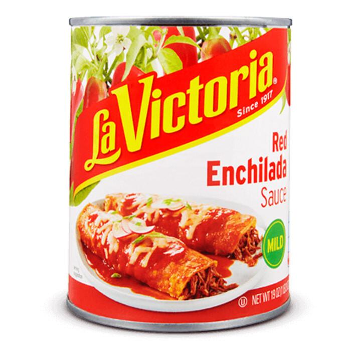 Enchilada Sauce -La Victoria Red -Mild