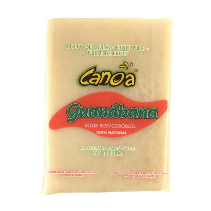 Frozen Pulp-Pulpa de Guanabana / Soursop -Canoa