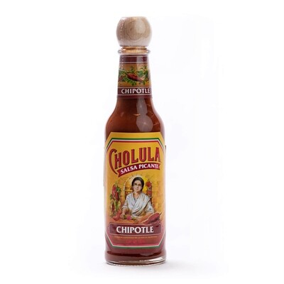 Hot Sauce- Cholula Chipotle