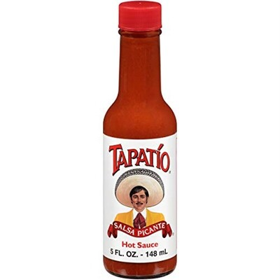 Hot Sauce- Tapatio Small 5oz