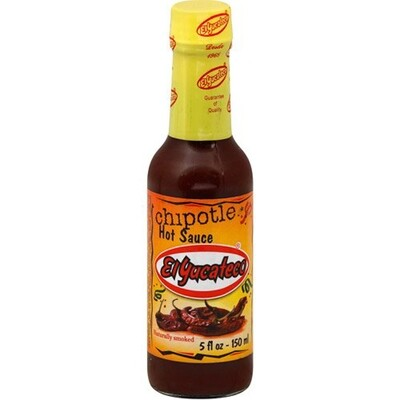 Hot Sauce- El Yucateco Chipotle