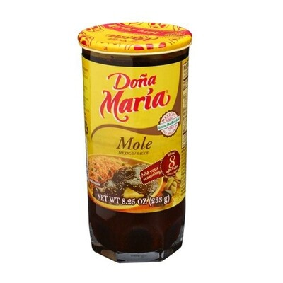 Mole Dona Maria Rojo