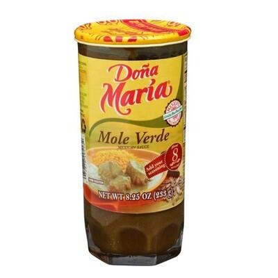 Mole Dona Maria Verde