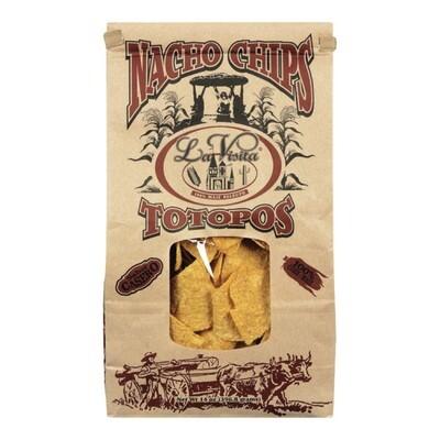 Nacho Chips - La Visita Totopos