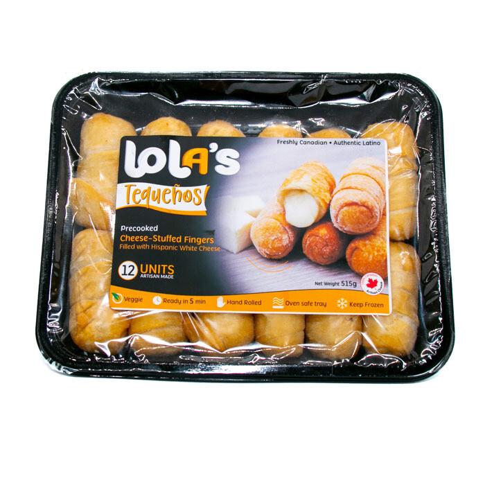 Lolas Tequeno Pre-Cooked 12