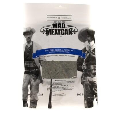 Mad Mexican Blue Corn Tortillas