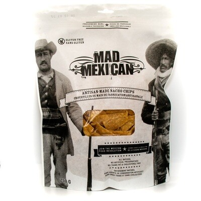 Mad Mexican Nacho Chips