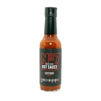 N-7 Cayenne (Chile de Arbol) Hot Sauce