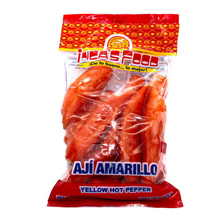 Peruvian-Aji Amarillo Whole Inca Foods