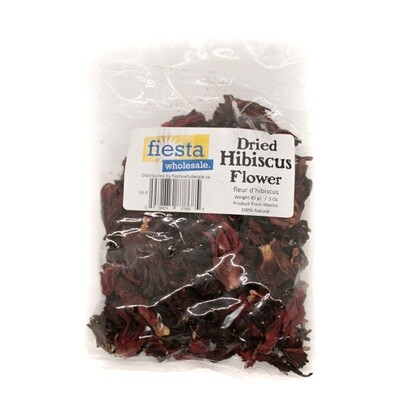 Jamaica seca (Dried Hibiscus Flower)