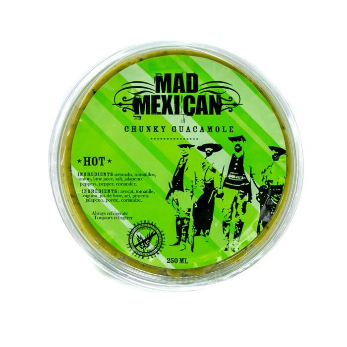 MadMex Fresh Guacamole - Hot