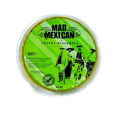 MadMex Fresh Guacamole - Hot