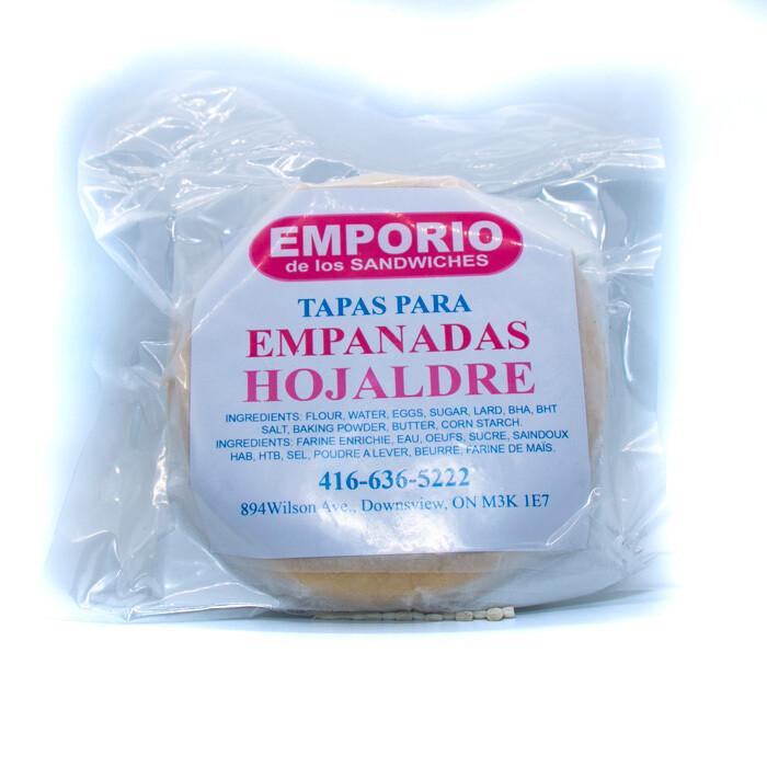 Empanada Dough Emporio -Tapas Hojaldre
