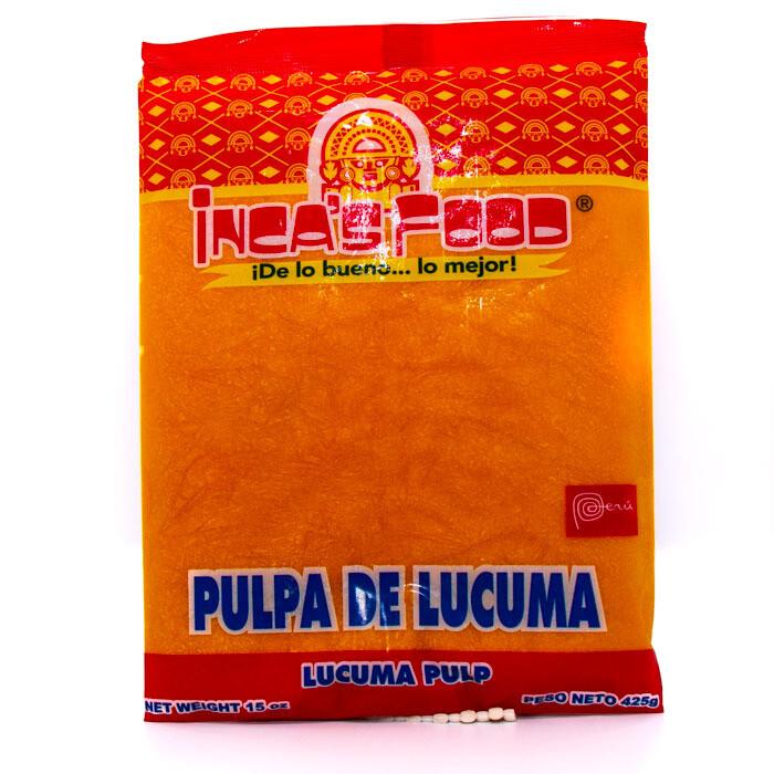 Frozen Pulp-Pulpa de Lucuma -Inca Food