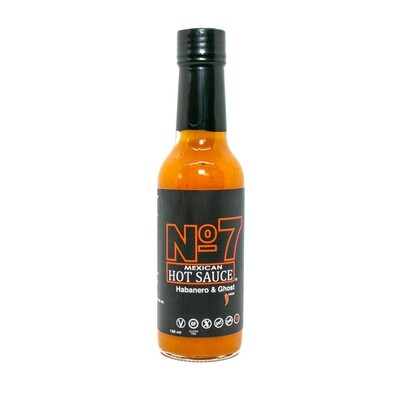 N-7 Habanero-Ghost Xtra hot