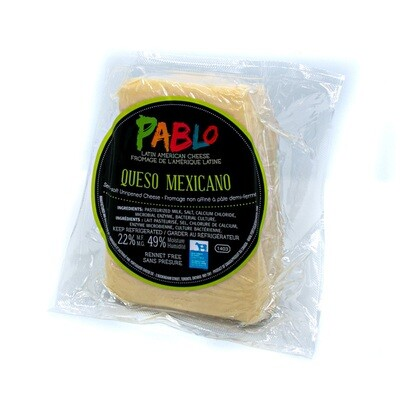 Cheese -PABLO- QUESO MEXICANO-One size one price