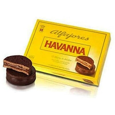 Havanna Alfajor Chocolate box w/6 units
