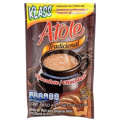 Atole Tradicional- Chocolate 43gm