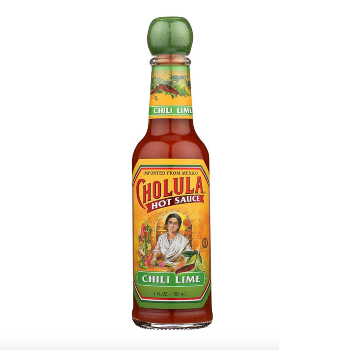 Hot Sauce-Cholula Chili-Lime