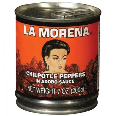 La Morena Chipotle in Adobo Sauce
