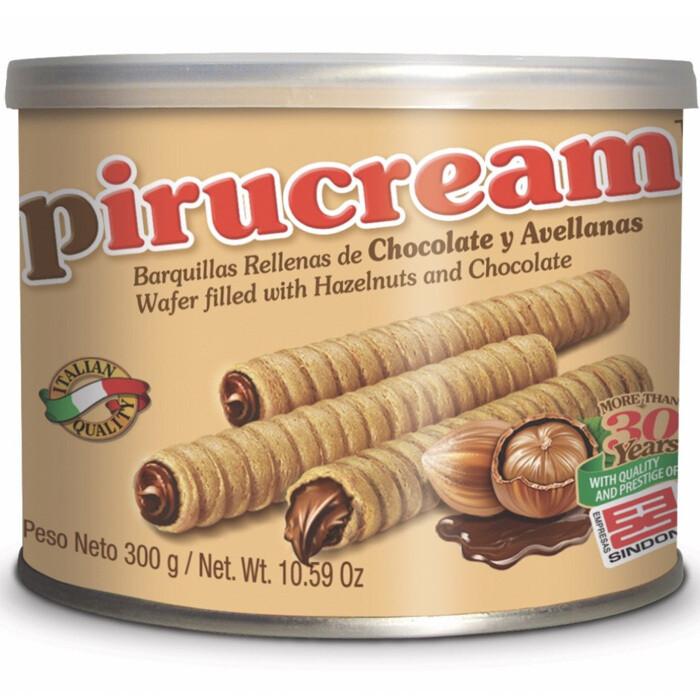 Pirucream Rolled Wafers -10.59oz