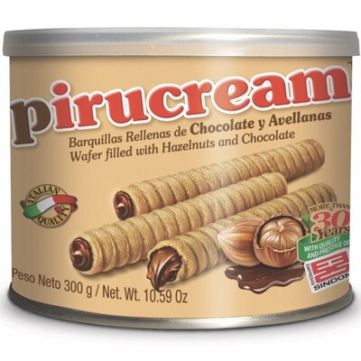 Pirucream Rolled Wafers -10.59oz