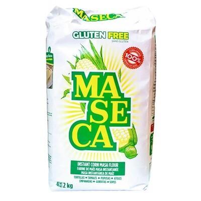 Harinas- Maseca Regular 2kgs