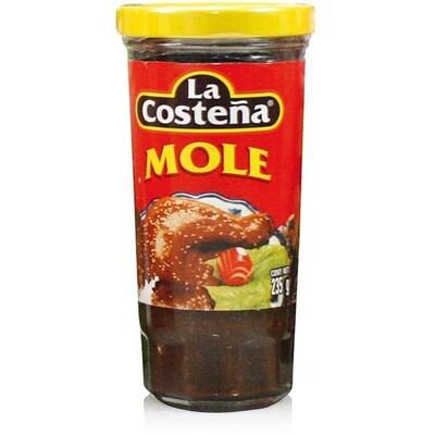 Mole-La Costena Mole Paste