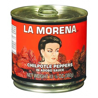 LA MORENA Chipotle Peppers 13oz