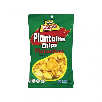 Mayte Plantain Chips-salted
