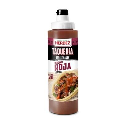 Salsas- Herdez Taqueria street Red sauce.