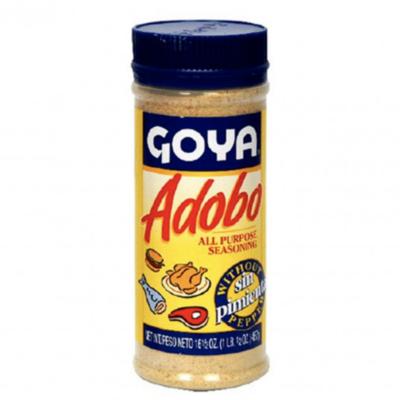 Seasoning-Goya Adobo without Pepper