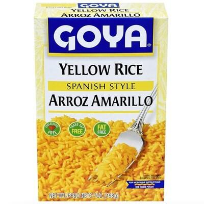 Rice- Yellow Rice Goya