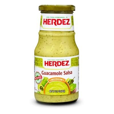 Salsas-Guacamole Salsa HERDEZ Medium