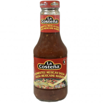 Salsas-La Costena HomeStyle Mexican Salsa 455ml