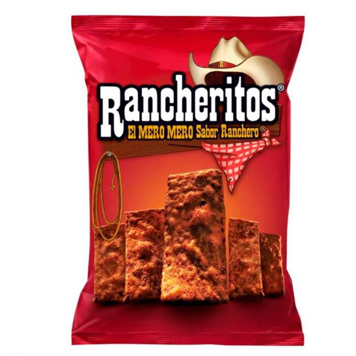 Sabritas-Rancheritos Gde 160g