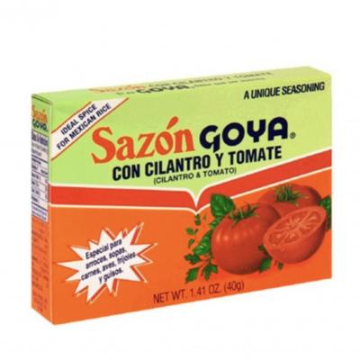 Seasoning-Goya Sazon Cilantro y Tomate