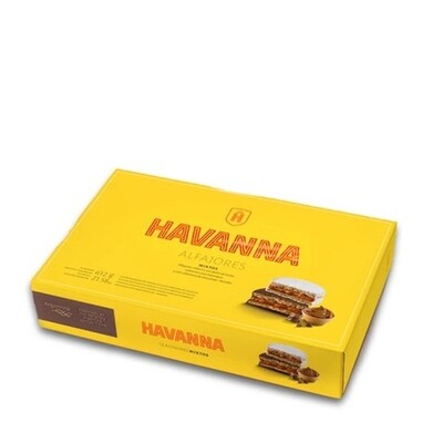 Havanna Alfajor Mix-Box w/6 units