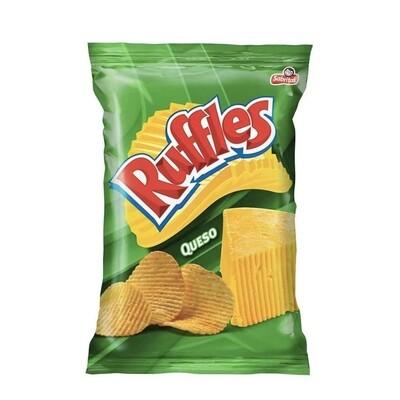 Sabritas- Ruffles con Queso gde