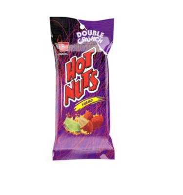 Hot Nuts  Fuego