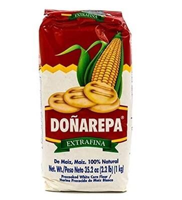 Harinas- DonaArepa Extrafina 1kg