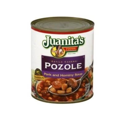 Juanitas -Pozole (Pork & Hominy)
