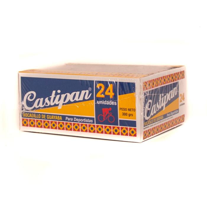Castipan Bocadillo -para deportistas x24