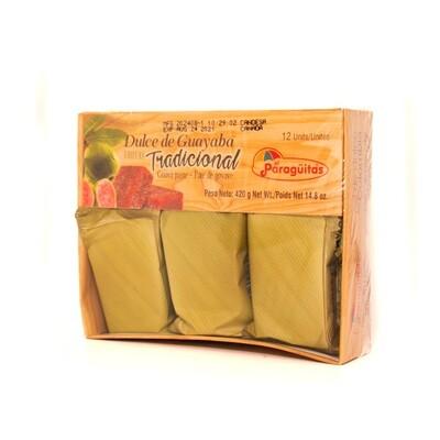 Guava-Dulce de Guayaba Paraguitas -Tradicional