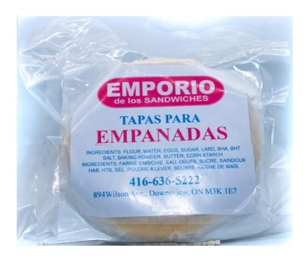 Empanada Dough Emporio -Tapas Comun