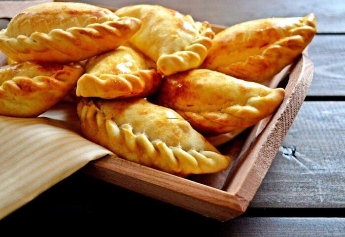 Empanadas Baked- Chicken