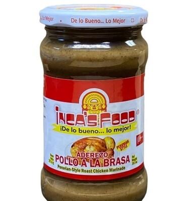 Incas Food Marinade Peruvian Style Chicken