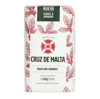 Yerba Mate Cruz de Malta Small