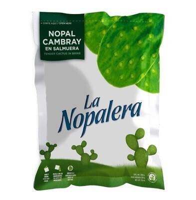 Nopalitos CAMBRAY en Salmuera (Whole) La Nopalera