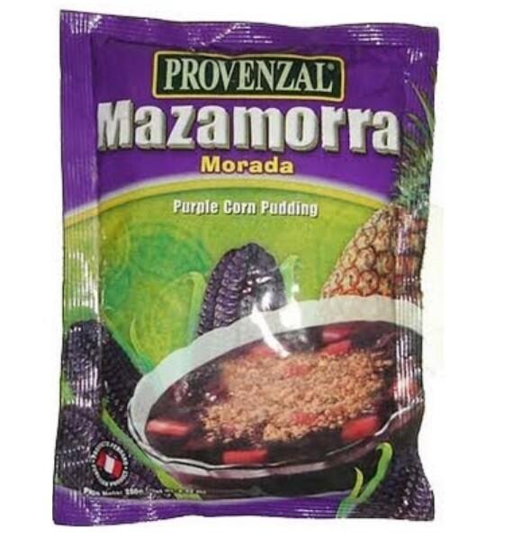 Peruvian - Mazamorra Morada PROVENZAL